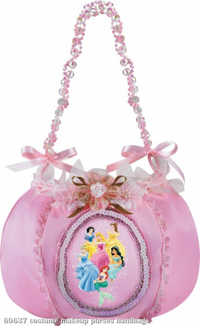 Disney Princess Soft Treat Bag Playset