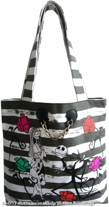 Nightmare Before Christmas Undying Love Tote