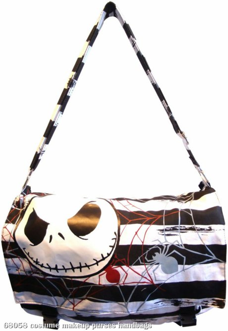 Nightmare Before Christmas Jack Messenger Bag