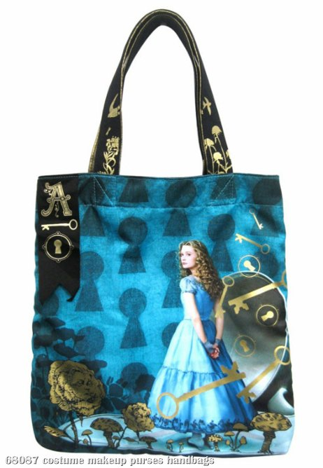 Alice in Wonderland Movie - Alice Tote