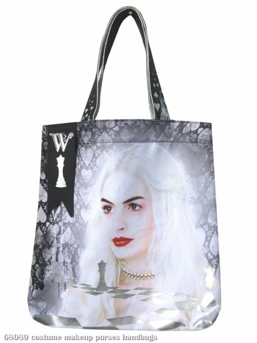 Alice In Wonderland Movie - White Witch Tote