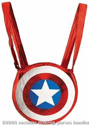 Captain America Girl Bag