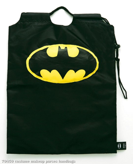 Batman Drawstring Bag Child
