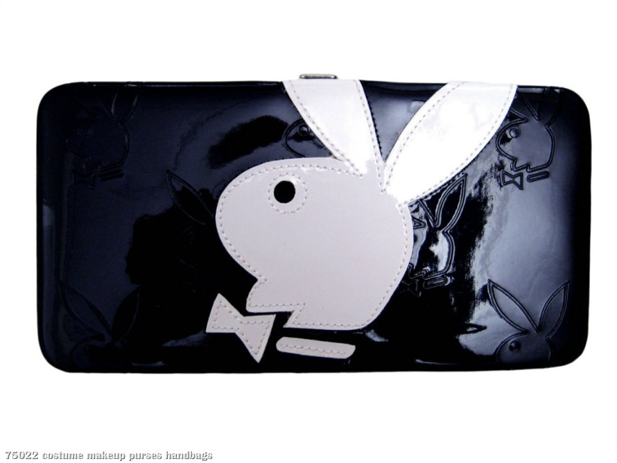 Playboy Wallet with Bunny
