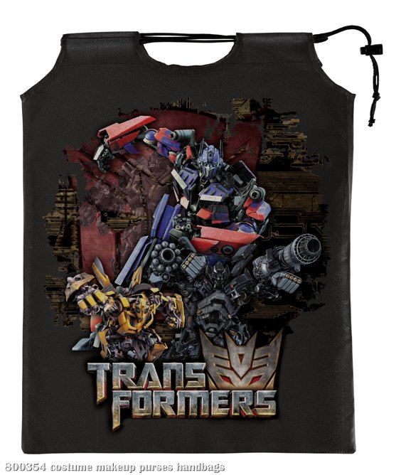Transformers 3 Dark of the Moon Movie - Drawstring Treat Sack