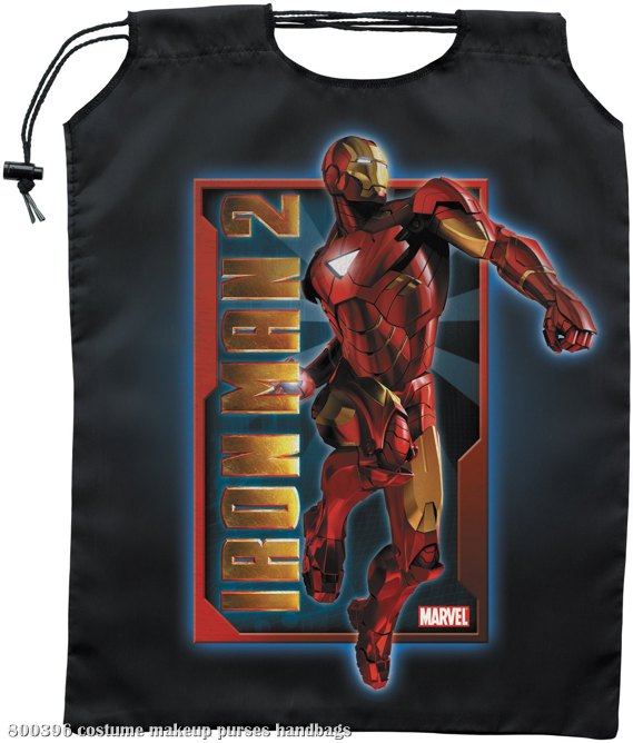 Iron Man 2 Movie - Drawstring Treat Sack