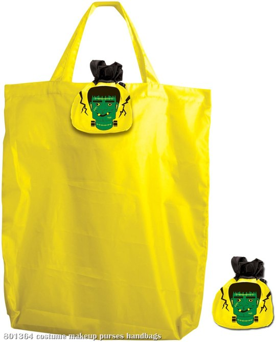 Tote-Em Frankenstein Folding Tote Bag (Child)
