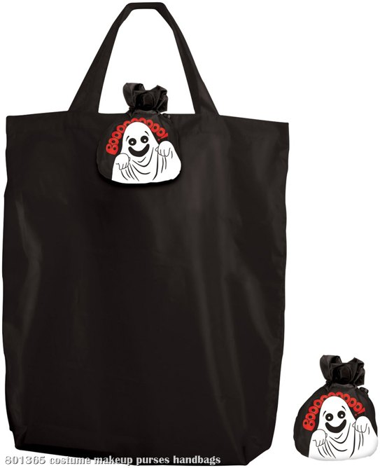 Tote-Em Ghost Folding Tote Bag (Child)