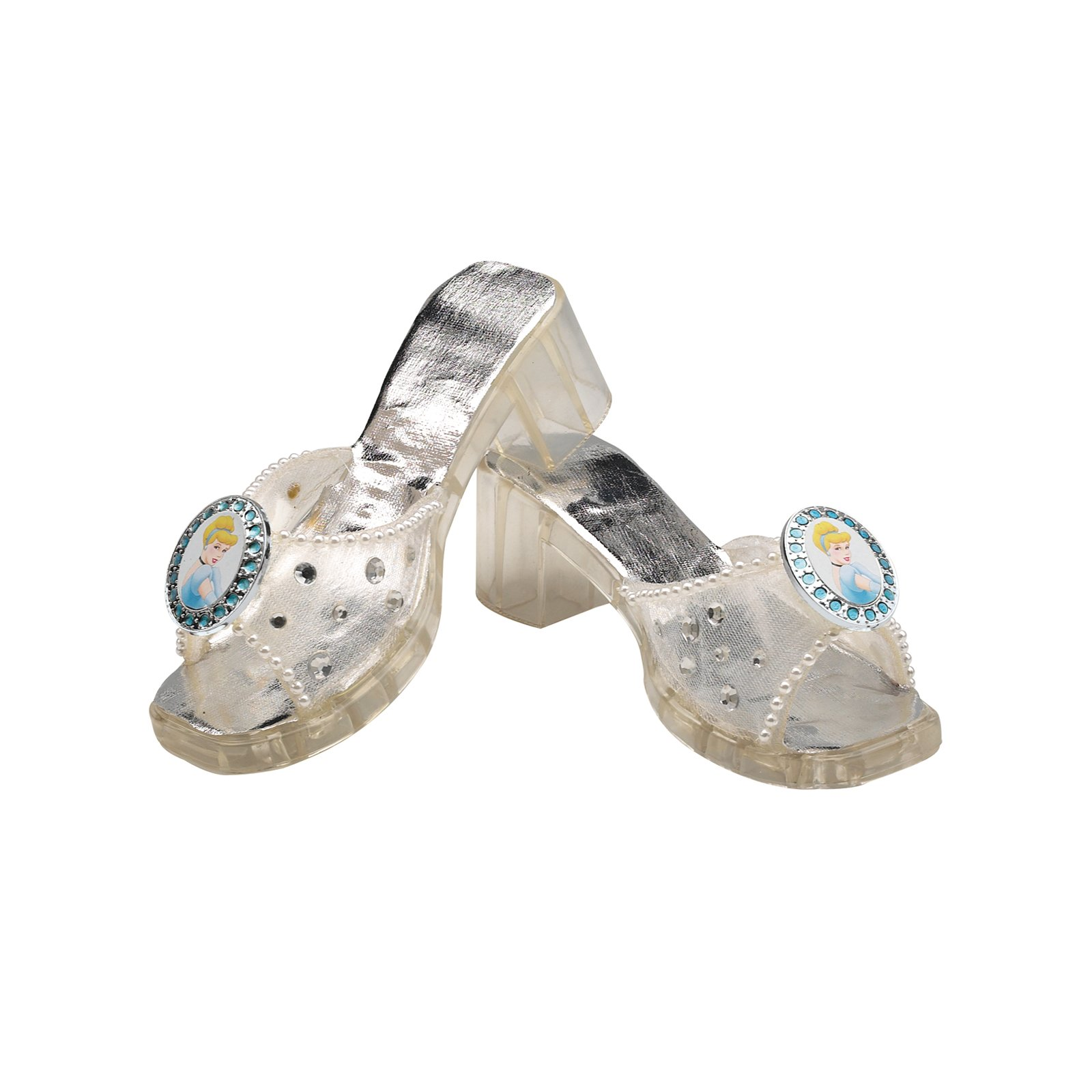 Disney Cinderella Deluxe Jelly Child Shoes