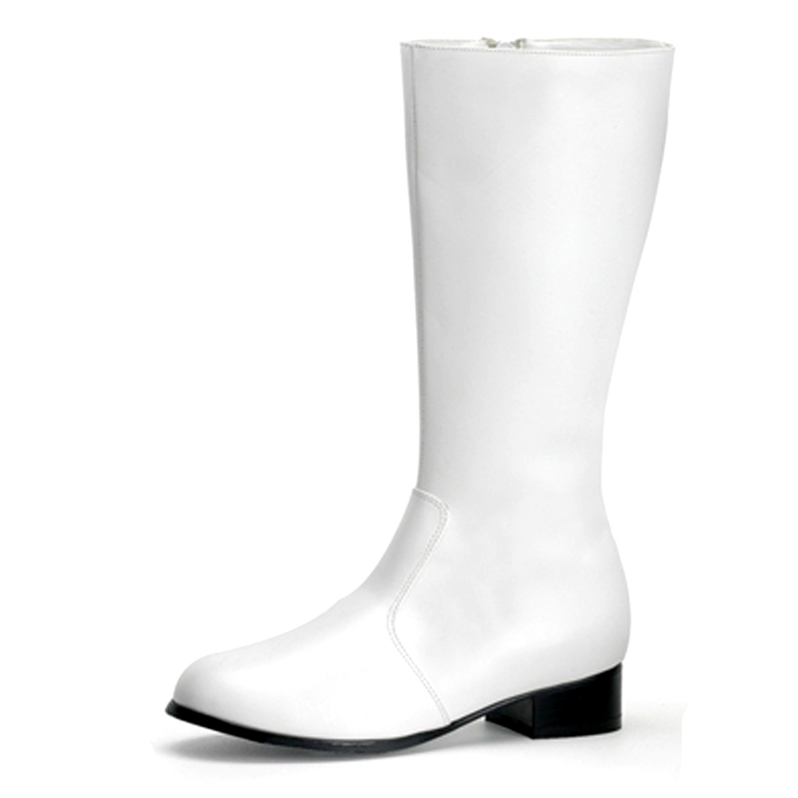Go-Go (White) Child Boots
