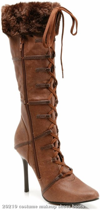 Sexy Viking Adult Boots - Click Image to Close