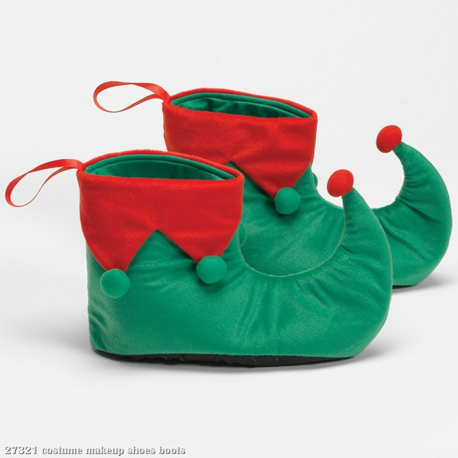 Elf Shoes, Accessories, Costumes And More For Santa's Helper