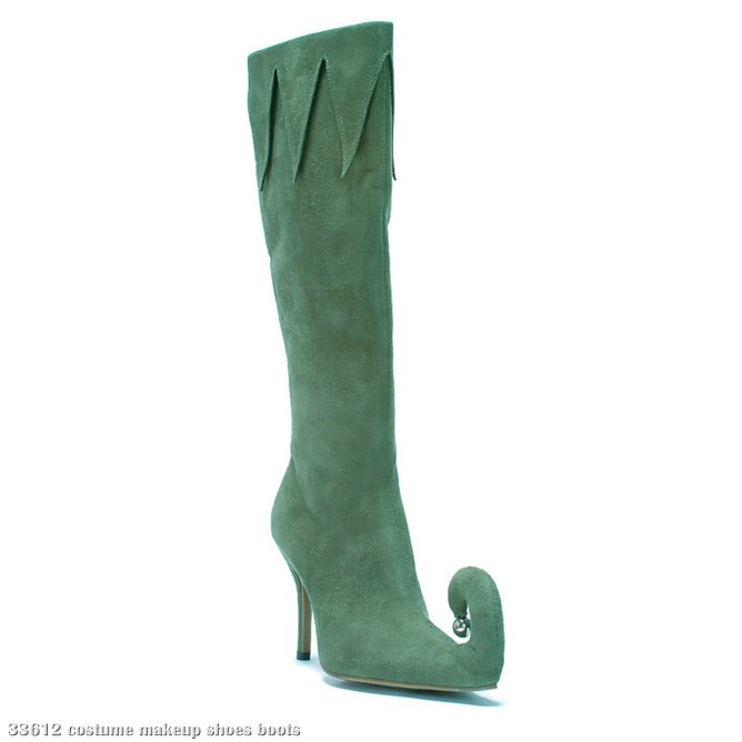 Joy (Green) Adult Boots