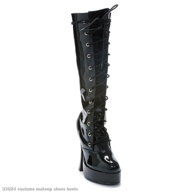 Buffy (Black) Adult Boots