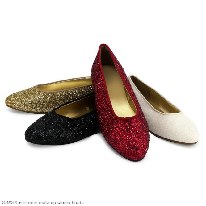 Sparkle Shoes (Gold) Child
