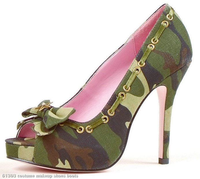 Army Adult Shoes