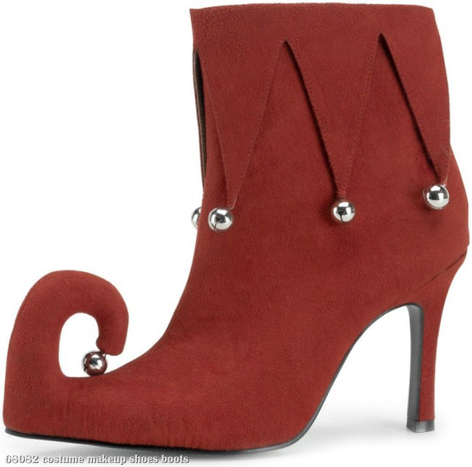 Frolic Boots (Red) Adult