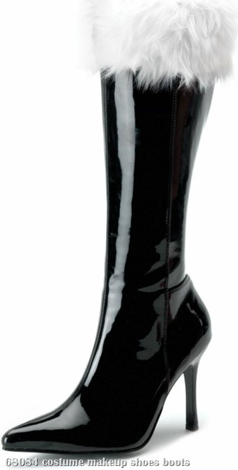 Jolly Boots (Black) Adult