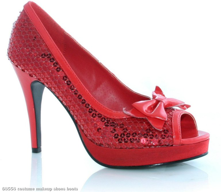 Dorothy (Red) Adult Shoes