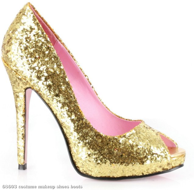 Ella (Gold) Adult Shoes