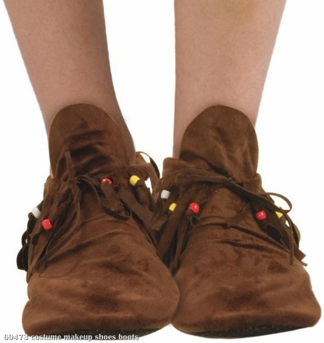 Hippie (Women's) Adult Moccasins