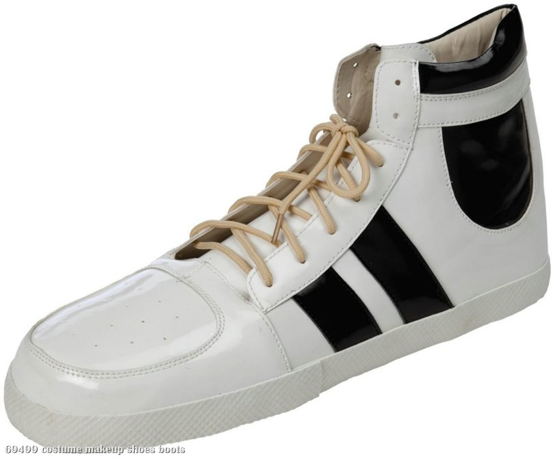 Hip Hop Jumbo Sneakers