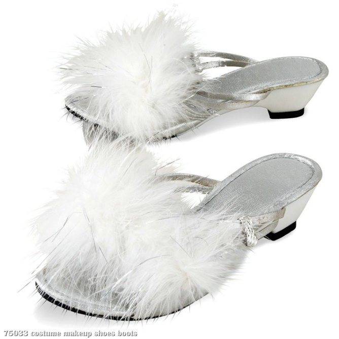 Feathered Toddler/Child Shoes