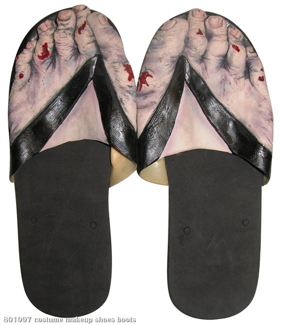 Zombie Feet (Men's) Adult Shoes