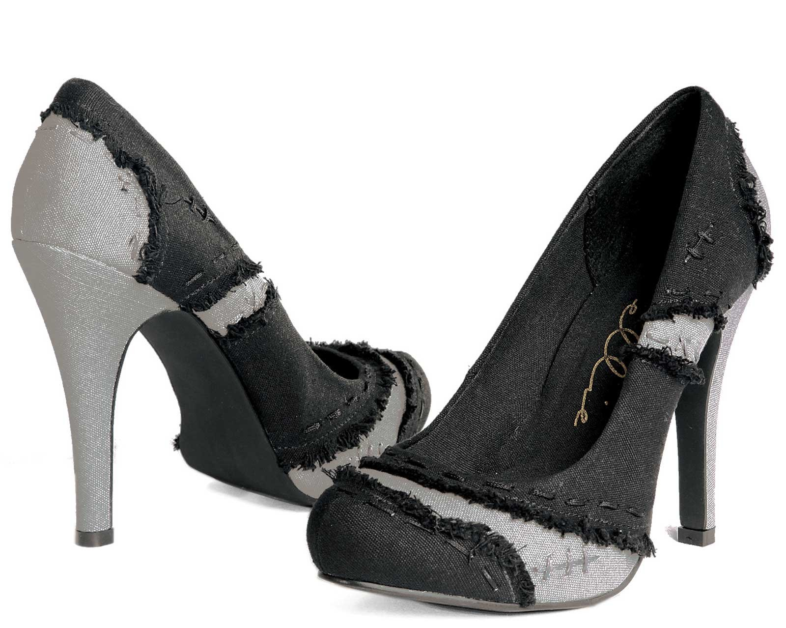 Zombie High Heel Adult Shoes