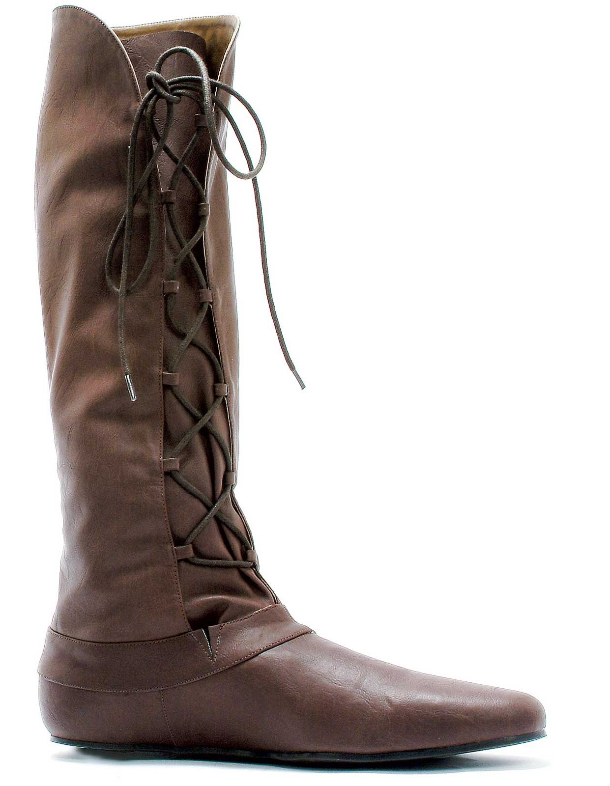 Brown Renaissance Adult Boots