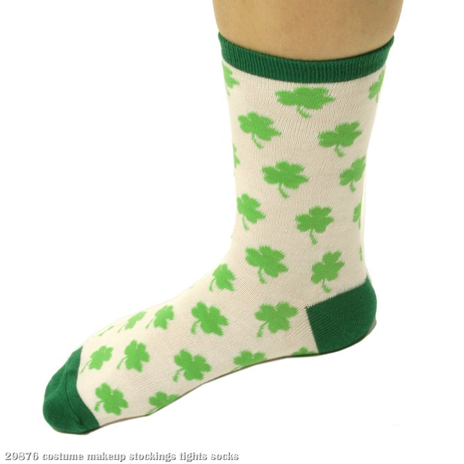 St. Patrick's Day Women's Socks (1 pair)
