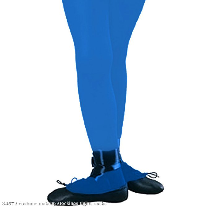 Blue Tights - Child