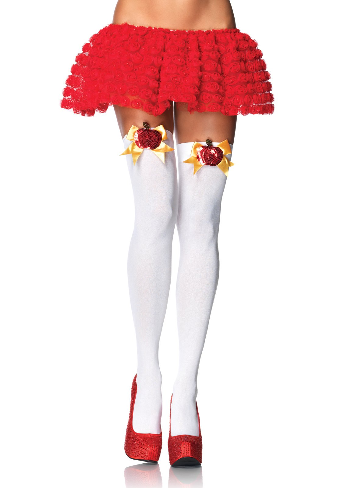 Poison Apple Adult Thigh Highs (Adult)