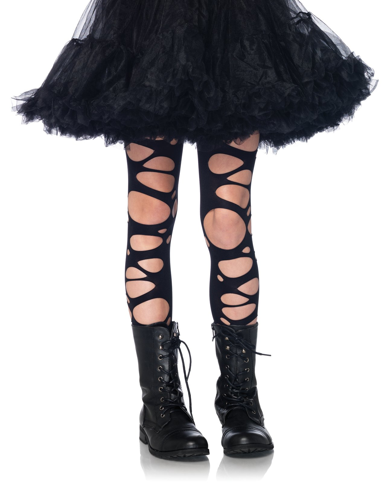 Tattered Child Tights