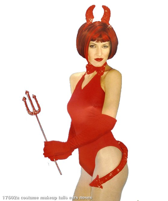 Instant Devil Accessory Kit (Adult)