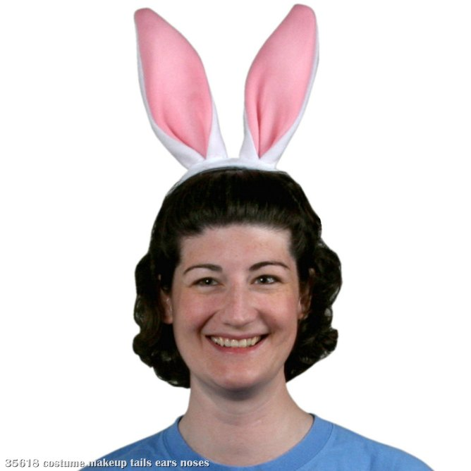 Soft Touch Bunny Ears Headband