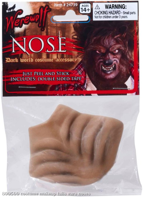 Werewolf Nose Adult