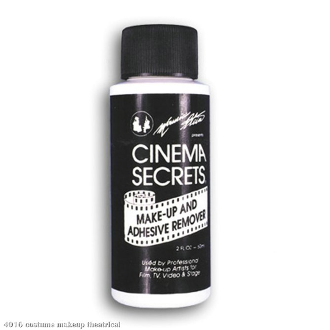 Hollywood Makeup/Spirit Gum Remover, 1 Oz.
