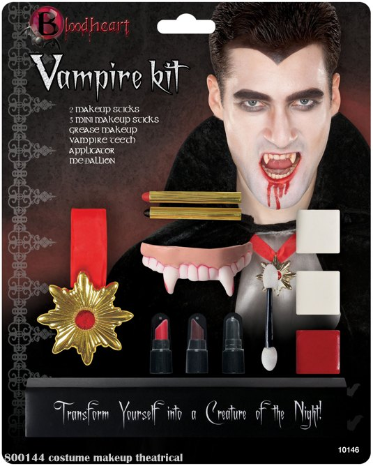 Deluxe Vampire Makeup Kit (Adult)