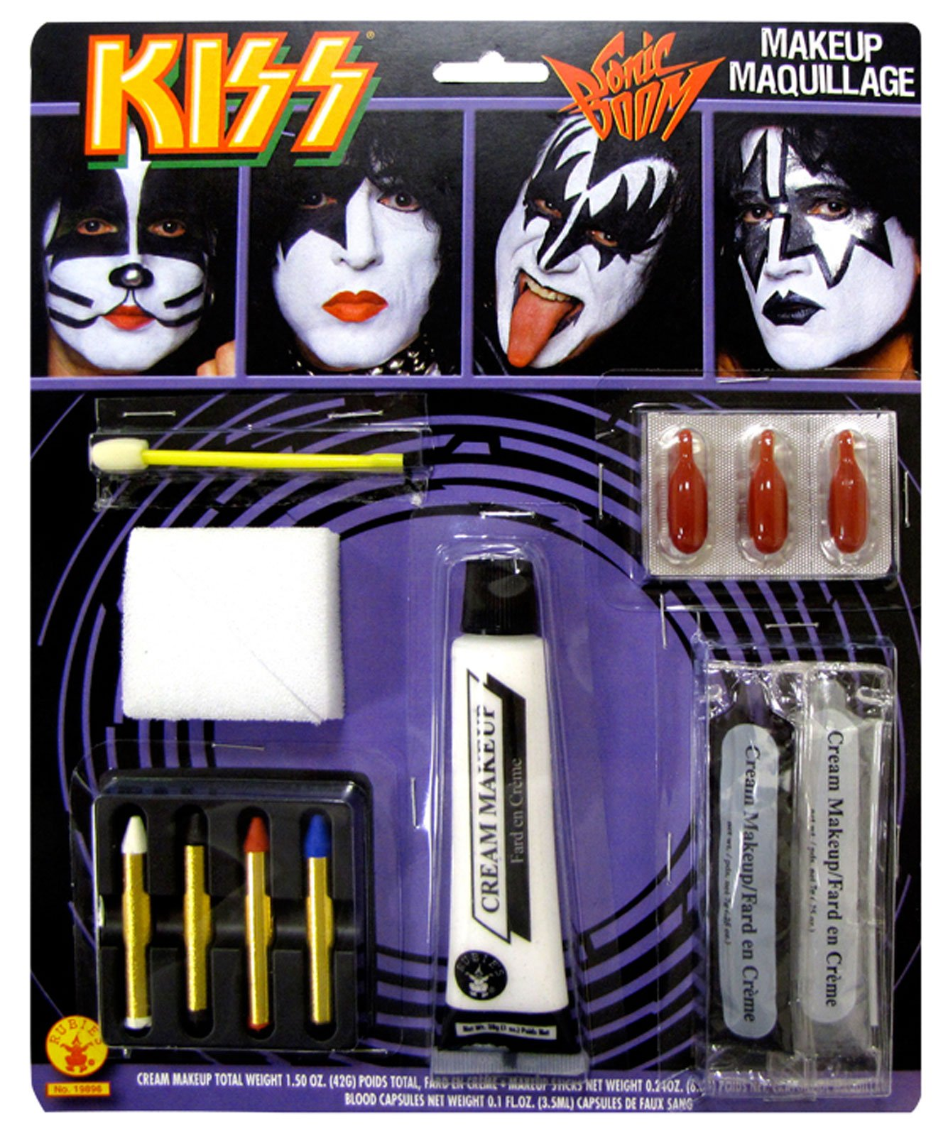 KISS Makeup Kit (Adult)