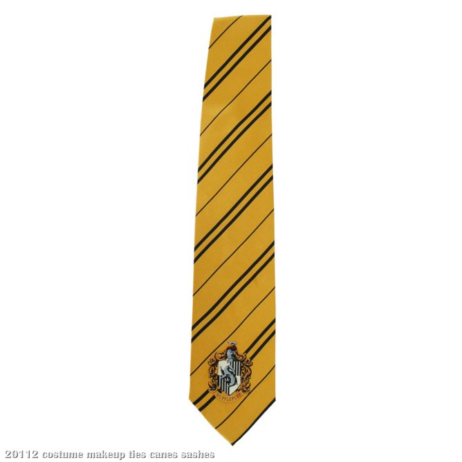 Harry Potter Hufflepuff Deluxe Tie