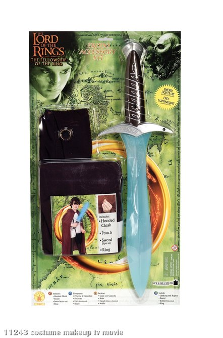 Lord of the Rings - Hobbit Accessory Kit