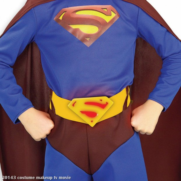 Superman Belt Deluxe Child