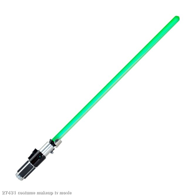 Star Wars Yoda FX Lightsaber