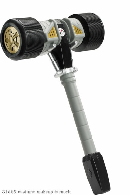 Power Ranger Operation Overdrive Black Ranger Hammer