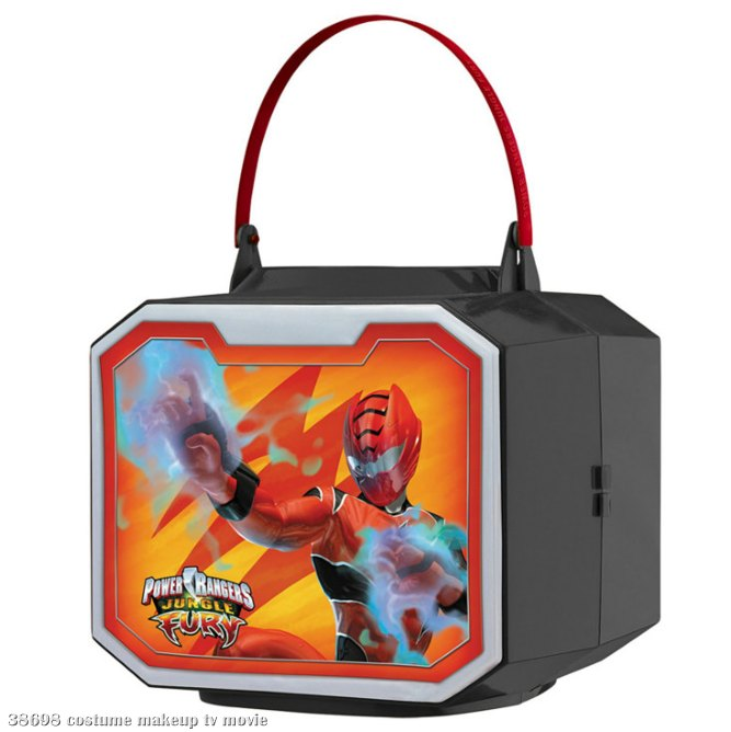 Power Rangers: Jungle Fury Treat Pail