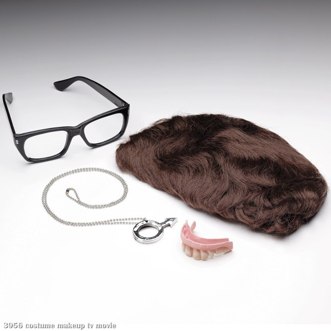 Austin Powers Deluxe Accessory Kit (Adult)
