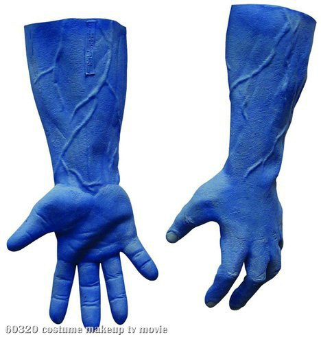 Watchmen Dr. Manhattan Adult Hands
