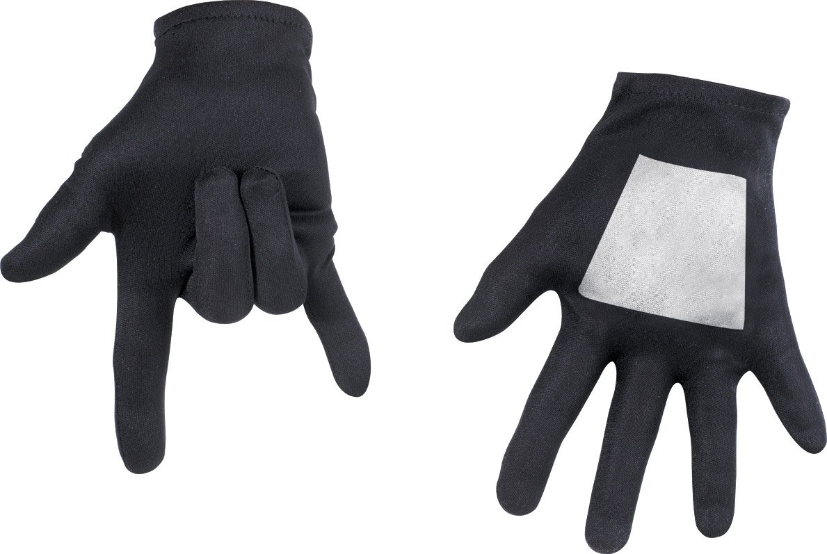 Black-Suited Spider-Man Child Gloves