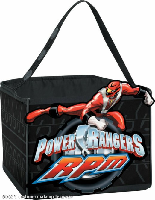 Power Rangers Candy Cube